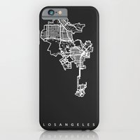 los angeles iPhone & iPod Cases featuring LOS ANGELES by Nicksman