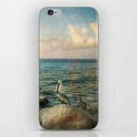 Early Risers iPhone & iPod Skin