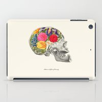 Politeness is the flower of humanity iPad Case