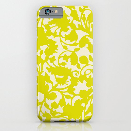 Earth Lime  iPhone & iPod Case