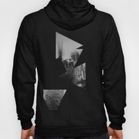 then finds me in black + white Hoody
