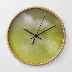 Grace yellow version Wall Clock