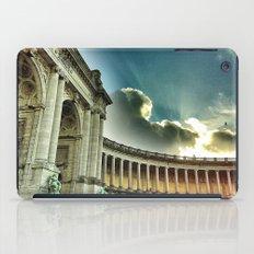 Arc, Parc du Cinquantenaire iPad Case
