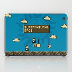 Supernatural Bros. iPad Case