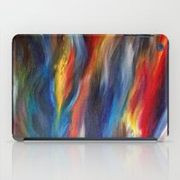 Abstract Painting iPad Case