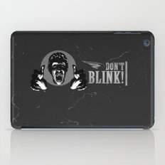 Doctor Who: Weeping Angel iPad Case