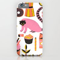 iPhone & iPod Case featuring Super Coffee lovers set by Vasilisa Wise