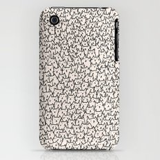A Lot Of Cats iPhone (3g, 3gs) Slim Case