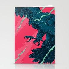 Lazer Hawk Stationery Cards