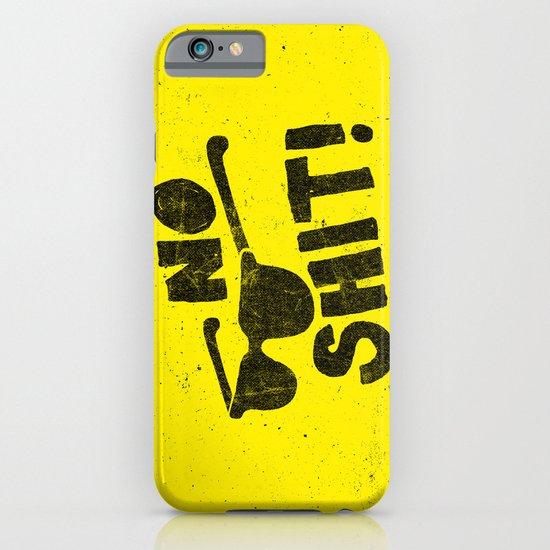 No Shit Shades! iPhone & iPod Case