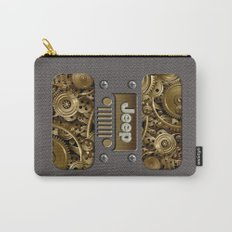 Steampunk Jeep with Gear machines iPhone 4 4s 5 5c 6, pillow case, mugs and tshirt Carry-All Pouch