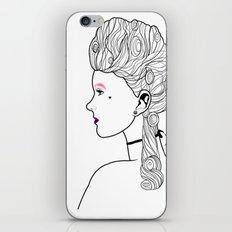 Marie Antoinette iPhone & iPod Skin