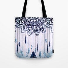 BOHO DREAMS MANDALA Tote Bag