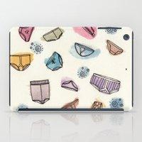 Underwears iPad Case