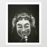 Anonymous Art Print