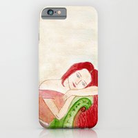 iPhone & iPod Case featuring Love by Swell Dame
