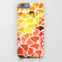 iPhone & iPod Case featuring Leaves / Nr. 8 by dorc
