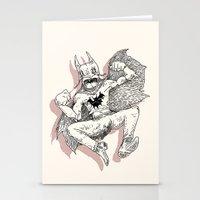 Vigilante  Stationery Cards