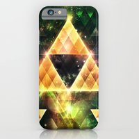 iPhone & iPod Case featuring Triforce by Spires