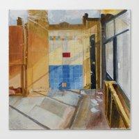 LSC STUDY - 2 Canvas Print