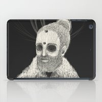 HOLLOWED MAN iPad Case