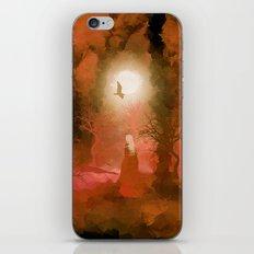 The Magician by Paul Kimble & Viviana Gonzalez iPhone & iPod Skin