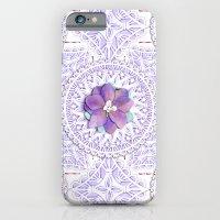 Delphinium Lace iPhone 6 Slim Case