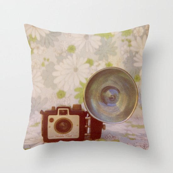 Holiday Flash Throw Pillow