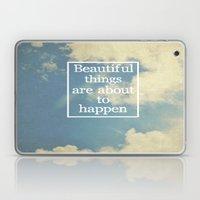 Beautiful Things  Laptop & iPad Skin