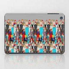 Bowie Doodle iPad Case