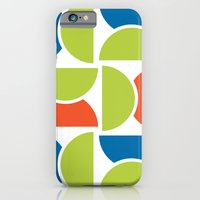Lime Squeeze iPhone 6 Slim Case