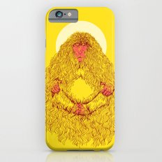 snow monk iPhone 6 Slim Case