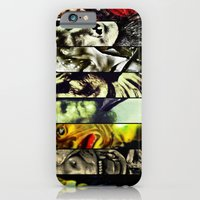 iPhone & iPod Case featuring Monster Models 2013 by christopher justin gilner photographic