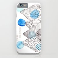 Flying high through the mountains iPhone 6 Slim Case