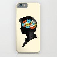 Doctor Phrenology iPhone 6 Slim Case