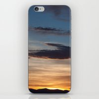 NM Sunset 3 iPhone & iPod Skin