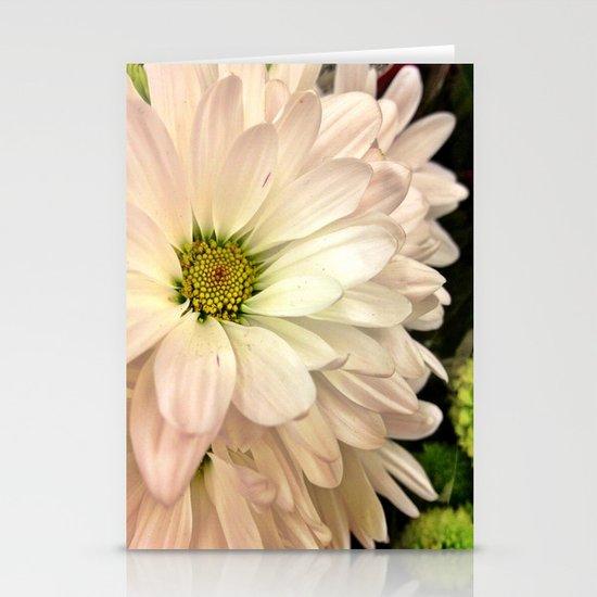 Daisy on Daisy Stationery Card