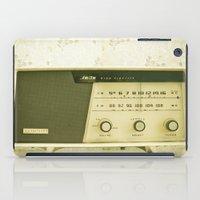 Vintage Radio iPad Case