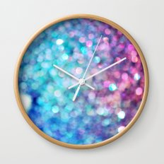 The Heart of a Hippie Wall Clock