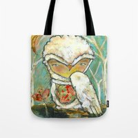 Let The Outside In Tote Bag