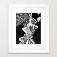 Mad Hatter HiDef Framed Art Print