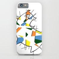 Bear Baiting iPhone 6 Slim Case