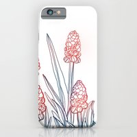 Hyacinths iPhone 6 Slim Case