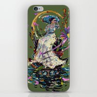 The Muse iPhone & iPod Skin