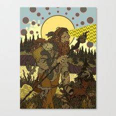 Vision Trapper Canvas Print