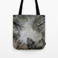 Lost In The Woods Tote Bag