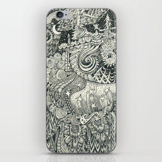 Enchanted iPhone & iPod Skin