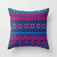 Texture M02 Throw Pillow