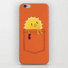 Pocketful of sunshine iPhone & iPod Skin
