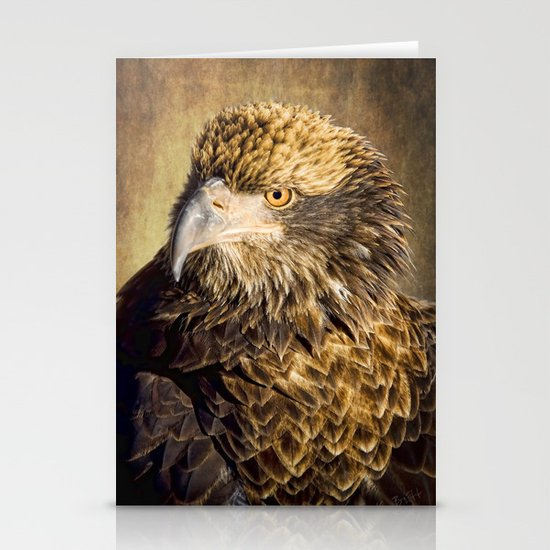 Fine Feathered Friend Stationery Card